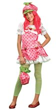 Picture of Strawberry Shortcake Tween Costume