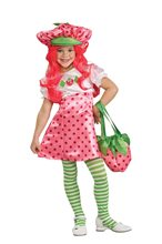 Picture of Strawberry Shortcake Deluxe Child Costume