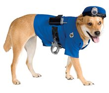 Picture of Police Pet Costume