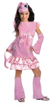 Picture of My Little Pony Pinkie Pie Deluxe Girls Costume
