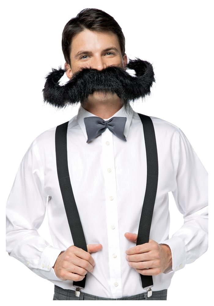 Picture of Super 'Stache Moustache 20in