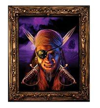 Picture of Dreaded Pirate Lenticular Potrait