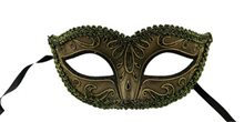 Picture of Small Venetian Mask (More Colors)