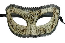 Picture of Marbled Venetian Mask (More Colors)
