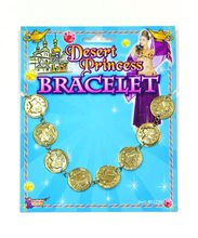 Picture of Gold Coin Bracelet