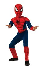 Picture of Ultimate Spider-Man Deluxe Child Costume