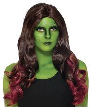 Picture of Gamora Adult Wig