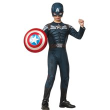 Picture of Captain America 2 Stealth Deluxe Child Costume