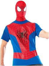 Picture of Spider-Man T-Shirt & Mask Adult Mens Costume