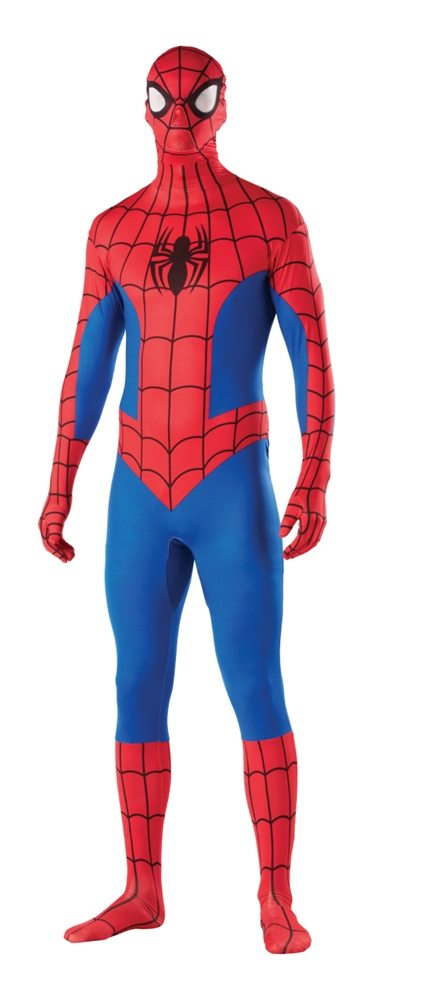 Picture of Amazing Spider-Man 2nd Skin Adult Mens Costume