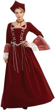 Picture of Faire Maiden Deluxe Adult Womens Costume