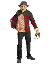 Picture of Freddy Krueger Chest of Souls Teen Costume