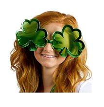 Picture of Giant Shamrock Glasses