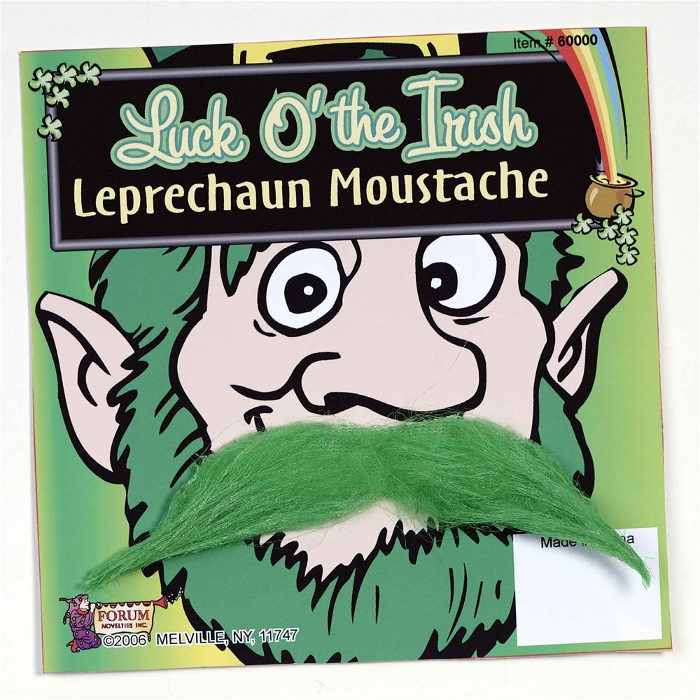 Picture of Leprechaun Mustache