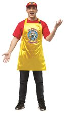 Picture of Los Pollos Hermanos Adult Unisex Costume Kit