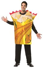 Picture of Tortilla Chips Tunic Adult Unisex Costume