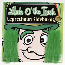 Picture of Leprechaun Sideburns