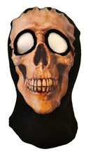 Picture of Brown Skull Ski Mask