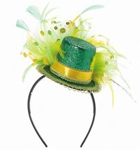 Picture of St. Patrick's Day Feather Headband