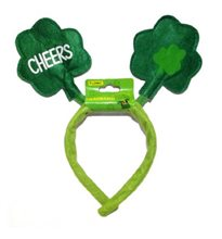 Picture of St. Patrick's Day Shamrock Headbands