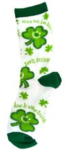 Picture of Luck o the Irish Socks