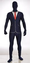 Picture of Business Skin Suit Adult Mens Costume