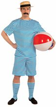 Picture of 1920s Beachside Clyde Adult Mens Costume