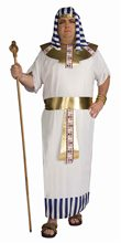 Picture of Pharaoh Adult Mens Plus Size Costume