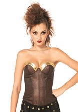 Picture of Warrior Queen Adult Womens Bustier