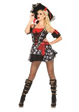 Picture of Buccaneer Babe Adult Womens Costume