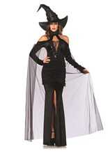 Picture of Sultry Sorceress Adult Womens Costume