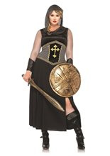 Picture of Joan of Arc Adult Womens Plus Size Costume
