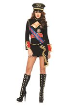 Picture of Diva Dictator Adult Womens Costume
