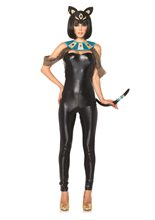 Picture of Egyptian Cat Goddess Adult Womens Costume
