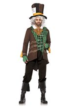 Picture of Classic Mad Hatter Adult Mens Costume