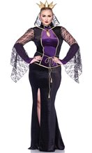 Picture of Evil Queen Adult Womens Plus Size Costume