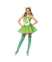 Picture of Good Luck Bear Adult Womens Costume