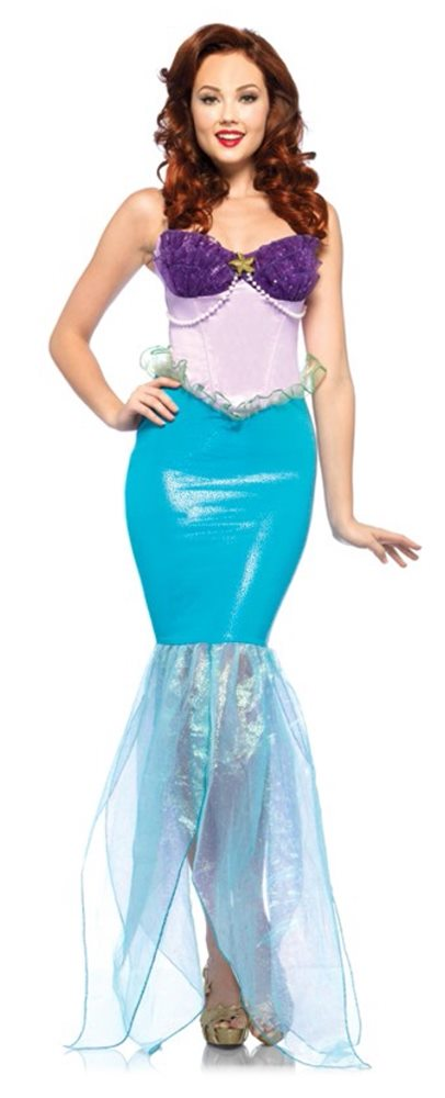 Picture of Under the Sea Ariel Adult Womens Costume