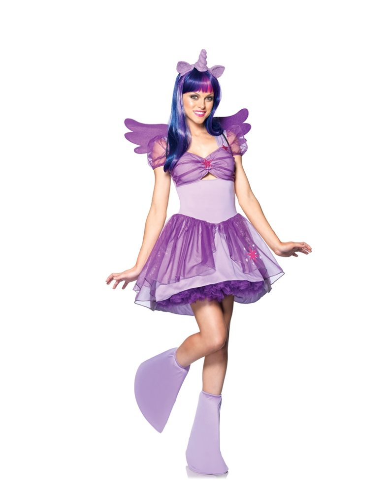 Picture of Twilight Sparkle Pony Adult Womens Costume