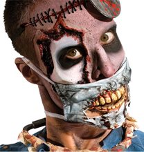 Picture of Zombie Doctor Mask With Teeth (Ships for $1.99)