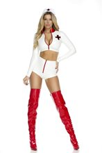 Picture of Nurse Rescue Me Adult Womens Costume