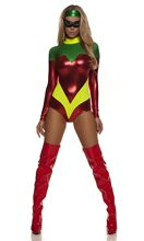 Picture of Astonishing Accomplice Superhero Adult Womens Costume