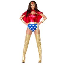 Picture of Super Woman Seductress Adult Womens Costume