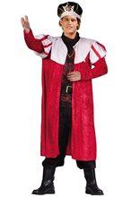Picture of Velvet Renaissance King Robe