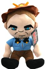 Picture of The Walking Dead Rick Grimes Plush Figure