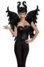 Picture of Maleficent Wings