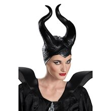 Picture of Maleficent Deluxe Horns Vinyl Headpiece