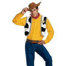 Picture of Toy Story Woody Adult Costume Kit