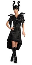 Picture of Maleficent Deluxe Glam Gown Adult Womens Costume