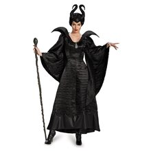 Picture of Maleficent Deluxe Gown Adult Womens Costume